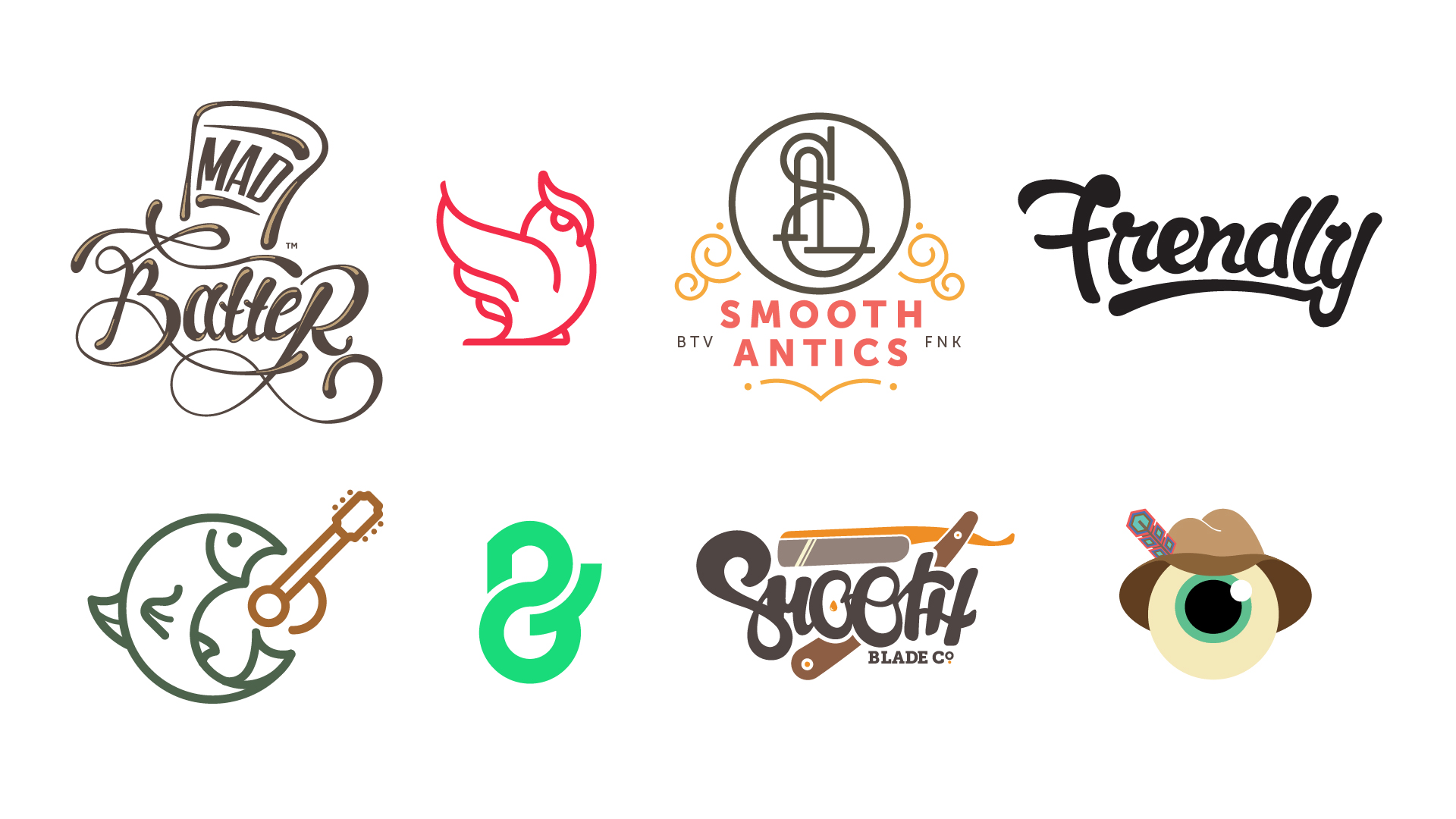 Logos & Illustrations